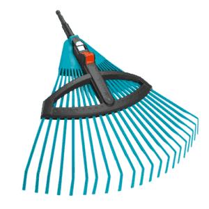gardena τσουγκρανόσκουπα πλαστική
