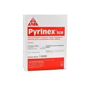 pyrinex